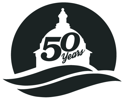 Fifty year anniversary of Pierre Players icon